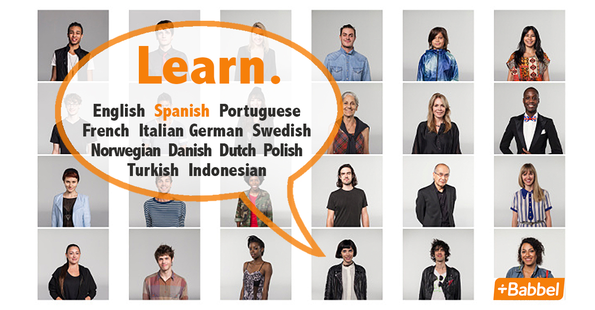 Learn-Languages-Online-Babbel-English-Spanish-Portuguese-French-Italian-German-Swedish-Norwegian-Danish-Dutch-Polish-Turkish-Indonesian